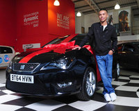 Seat Ibiza becomes 500,000th Volkswagen Group UK car sold in 2014