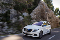 Zero emissions, practically: B-Class Electric Drive opens for ordering