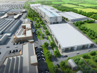 Multi-million pound site expansion brings new jobs to Bentley