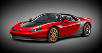 The first Ferrari Sergio arrives in the UAE
