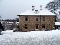 Hire a Georgian country house this Christmas