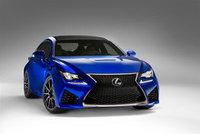 Lexus RC F: Functional beauty