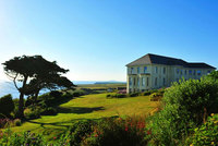 Celebrate New Year in style at Cornwall's Polurrian Bay Hotel