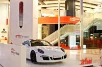 The Sound of Porsche - Multi-sensory 'pop up' store opens in Westfield, London