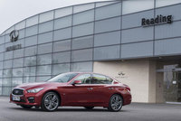 Infiniti joins the retail environment in the UK