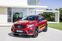 Mercedes-Benz GLE Coupe - A sportier choice