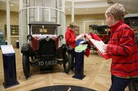12 Days of Christmas Trail at the Heritage Motor Centre!