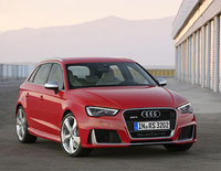 New 367PS Audi RS 3 Sportback goes back to the future