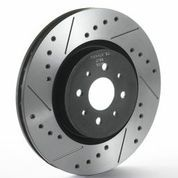 Tarox uprated disc and pad kit for the Audi S1