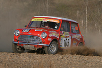 Five ways to go Historic Rallying at Historic Rally Car Register Open Day