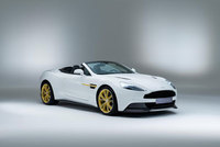 Aston Martin Works 60th Anniversary Limited Edition Vanquish