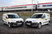 Fiat Doblo Cargo is vehicle of choice for new Network Rail maintenance fleet