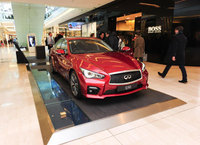 Infiniti opens new stores at both Westfield shopping centres