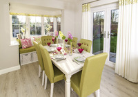 Explore the impressive showhome at The Priory