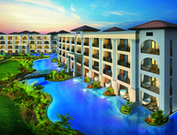 Sandals Barbados' January 2015 opening is in sight