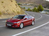 All-new Ford Mondeo stirs anticipation among UK executives