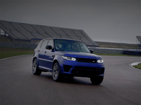 Sensational new film shows Range Rover Sport SVR tested to the limit