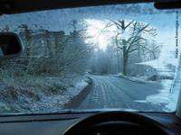 Avoid slip ups with winter tyres
