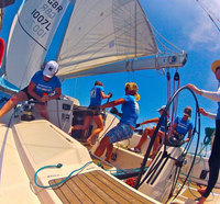 Girls For Sail announces eight-week New Year adventure in Caribbean