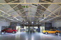 60th anniversary celebrations at Aston Martin Works