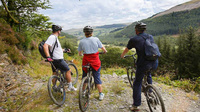 Wales Trails encourages visitors to park the car and enjoy the Welsh scenery