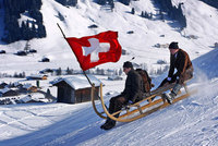 Adelboden the third most popular ski area in Switzerland