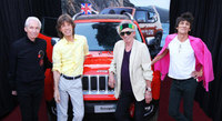 All-new Jeep Renegade signed by the Rolling Stones now up for auction