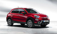 Order books open for the limited-run fiat 500X Opening Edition