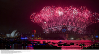 Bring in the New Year in Sydney style