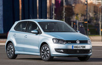 Prices announced for first-ever petrol Volkswagen Polo BlueMotion