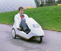 The National Motor Museum celebrates 30 years of the Sinclair C5