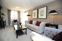 Explore the stunning new showhomes at Kings Manor