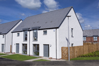 First detached villas now available at Cruden Homes' Wester Lea development