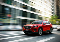 2015 Mazda CX-5 - Upgraded standard equipment and infotainment