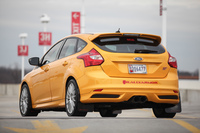 Rally Armor UR mud flaps for Ford Focus