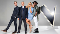 Sir Tom Jones, will.i.am and Ricky Wilson return to welcome pop superstar Rita Ora
