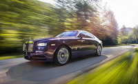 Rolls-Royce celebrates fifth successive sales record