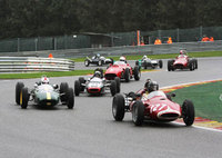 Dramatic new line-up of grids confirmed for 2015 Donington Historic Festival