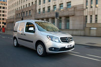 New Year, new finance options across Mercedes-Benz vans