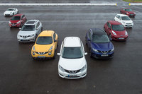 2014: A bumper year for Nissan in the UK