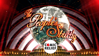 BBC One's The People's Strictly for Comic Relief confirms contestants