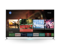 Sony 4K TVs open up a world of entertainment with Android TV