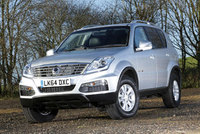 SsangYong launches Rexton W CSX