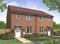 Brand new 'Denford' viewhome now open at Taylor Wimpey's Spring Walk