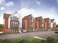 Stunning showhomes coming soon at Meridian Square