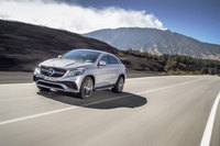 The Mercedes-AMG GLE 63 Coupe 4Matic: Driving performance reinterpreted