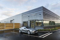 Aston Martin opens new engineering facility at Mira Technology Park