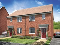 Start the New Year in style with a new home at Grosvenor Park
