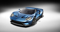 All-new Ford GT carbon fibre supercar