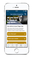 Tyre Safety Companion named Auto Express 'Best App'
